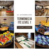 Termowizja ITC Level 1 21-25.09.2020